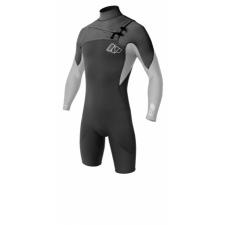 Kiteszörf ruha - 2014 NP Mission 3/2 FZ L/S shorty - Neoprene férfi kiteszörf ruha női ruha