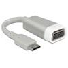 DELOCK adapter mini HDMI (M) - VGA (F)