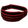 Body Solid TG-1149 súlyemelő öv piros-fekete