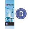Brabantia szemeteszsák 15l 20 db, D