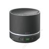 Leitz Hangszóró, hordozható, Bluetooth, mp3 lejátszóval, mini, LEITZ Complete, fekete (E63580095)