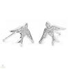 Silvertrends ezüst fülbevaló - ST1074