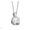 Silvertrends ezüst nyakék - ST651