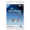 MediaRange USB Mobile 2 in 1 OTG Flash Drive 32GB /MR932/