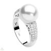 Silvertrends ezüst gyűrű 56-os méret - ST546/56