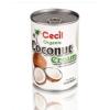 Bio Kókuszkrém (kókusztejszín) 3000ml Cecil