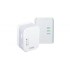 D-Link PowerLine AV 500 Wireless N Mini Extender  QoS  Common Connect Button WPS