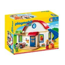 LEGO Az első családi házam - 6784 playmobil