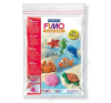 Öntőforma, FIMO, tengeri állatok (FM874202) gipszkiöntő forma