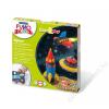 Gyurma készlet, 4x42 g, égethető, FIMO Kids Form & Play, űrjármávek (FM803409LZ)