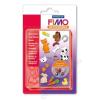 SZILIKONOS Szilikonos nyomóforma, FIMO, háziállatok (FM872502)