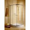 Radaway Classic A /80*80 zuhanykabin tálca nélkül, króm profil, többféle mint. bizt.üveggel