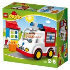 LEGO DUPLO Mentőautó 10527 lego