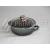 EMA-LION Bonyhádi Zománcáru Bonyhádi Platinum sütőtál +fedő 26 cm