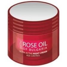 Bio Fresh Rózsás Ultra Éjszakai krém 50 ml éjszakai arckrém