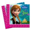 Disney hercegnők: Jégvarázs szalvéta - 20 darabos