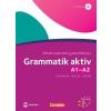Friederike Jin, Ute Voss Grammatik aktiv A1-A2 - Német nyelvtani gyakorlókönyv (CD-melléklettel)
