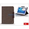 """SOX univerzális tok 7"""" méretű tablet készülékekhez - SMART DECO TABLET - barna"""
