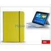 """SOX univerzális tok 8"""" méretű tablet készülékekhez - SMART SLIM TABLET - zöld"""