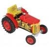 KOVAP Piros Zetor traktor