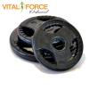 Vital Force Professional Gumis súlytárcsa 2,5kg - 50mm