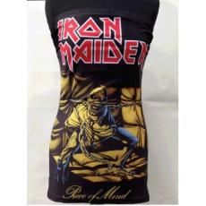 Iron Maiden, Piece of Mind csőtop, női póló