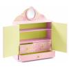 DJECO Madaras szekrény-Romantic birds wardrobe