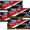 G.Skill F3-1333C9Q-32GRSL Ripjaws RSL SO-DIMM DDR3 RAM G.Skill 32GB (4x8GB) Quad 1333Mhz CL9 1.35V