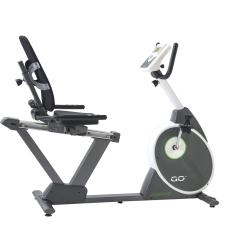 Tunturi GO Bike R 50 háttámlás ergométer szobakerékpár