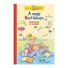 Manó Könyvek Kiadó A nagy Bori-könyv gyermek- és ifjúsági könyv