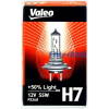 Valeo H7 12V +50% Light izzó (55 W)