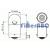 Bosch R5W 6V 5W izzó