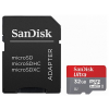 Sandisk Mobile Ultra microSDHC 32GB + adapter (48MB/s)
