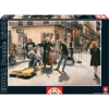 Puzzle - New Orleans utcái, 1500 db
