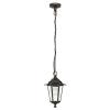 RÁBALUX Rábalux 8238 Velence, závesná lampa, vonkajšia