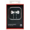 Huawei Earphones vezetékes sztereo headset fehér-piros (3,5mm jack csatlakozós)*