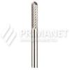 Dremel volfrám-karbid marószár, hegyes 3,2 mm (9903)