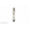 Cilinderes ajtócím (90 mm, alu)