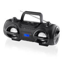 Hyundai TRC191 hordozható CD-s rádiómagnó hordozható cd és kazettás rádió hangszóróval