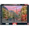 Educa D. Davison: Rue Paris 5000 darabos puzzle