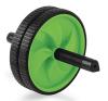 Hasizom erősítő roller dupla kerekes edzőpad