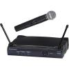Omnitronic Rádiójel vezérlésű mikrofon készlet, Omnitronic VHF-250