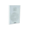 Omnitronic Lapos fali hangszóró fehér színben Omnitronic FPS-5