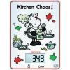 Soehnle Digitális konyhai mérleg, fehér, Soehnle 66194 Kitchen Chaos