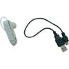 Renkforce Bluetooth headset mikro USB kábellel, fehér, Renkforce