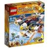 LEGO Chima Eris Tûz Sas Repülõje (70142)