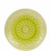 SUMATRA tányér 25cm lime