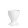 Puro tojástartó fehér porcelán 6cm