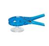 Up! PIN-UP csipesz tapadókoronggal kék fürdőszoba kiegészítő