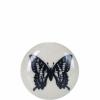 Open bútorgomb 5cm kerámia pillangó